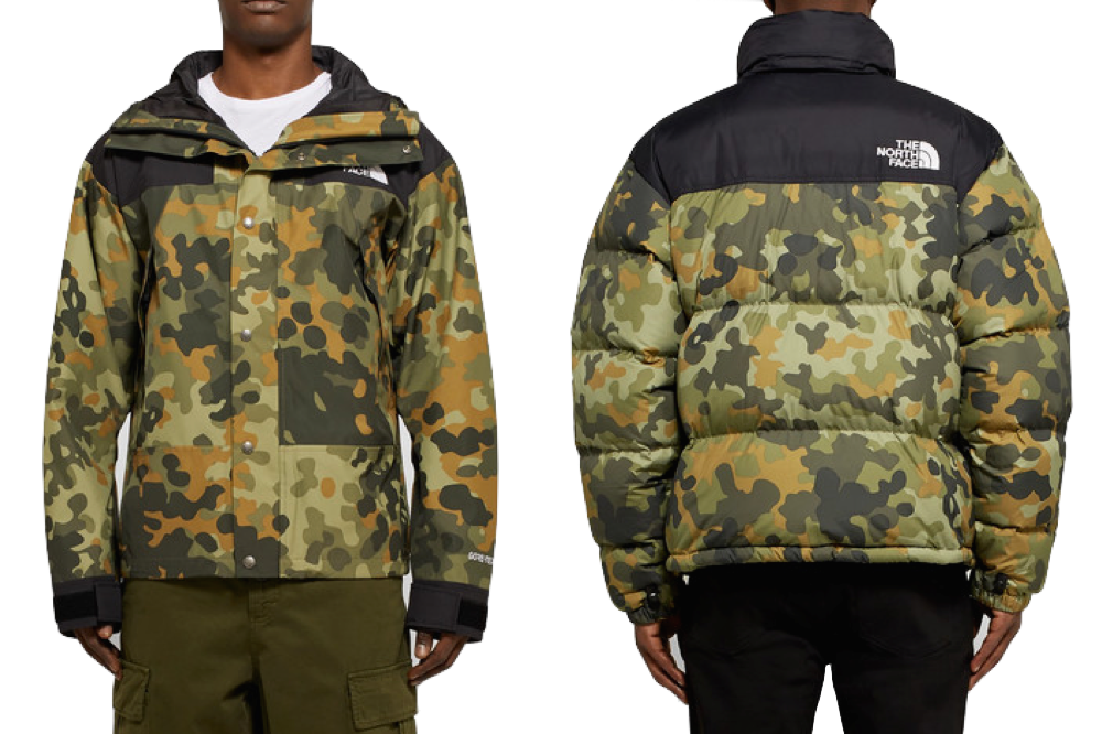 Check Out The North Face s  90s-Inspired Winter 2018 Camo Capsule 14ff9d2ebaca
