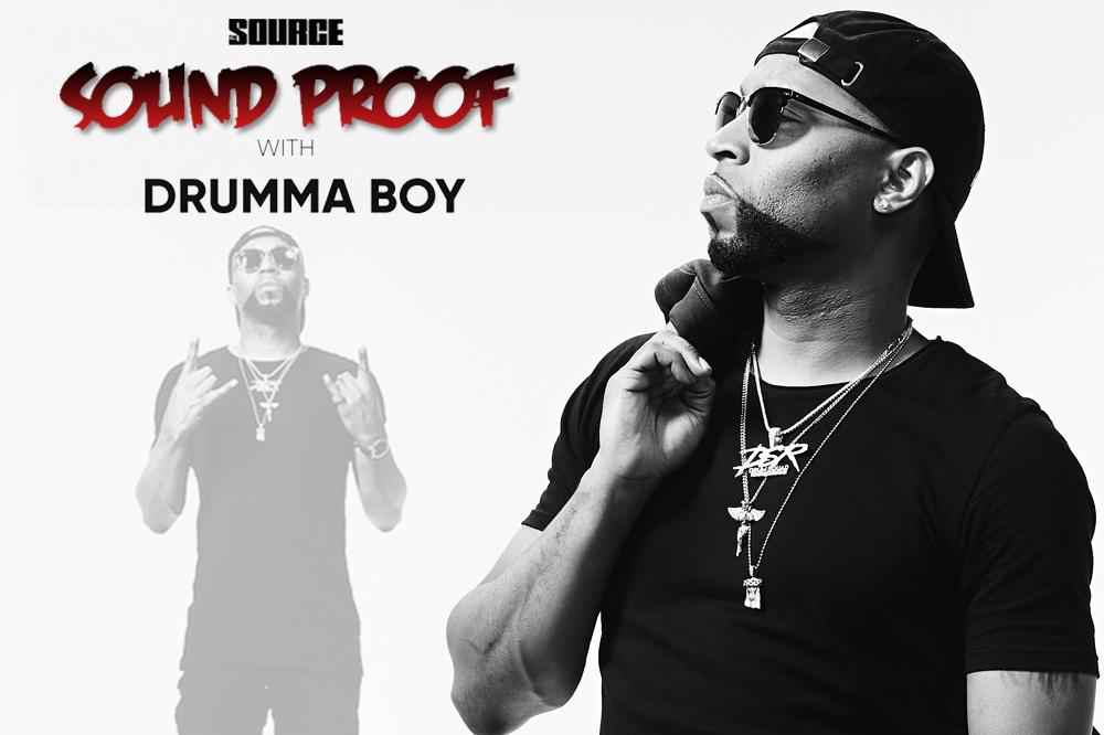 the source sound proof drumma boy interview