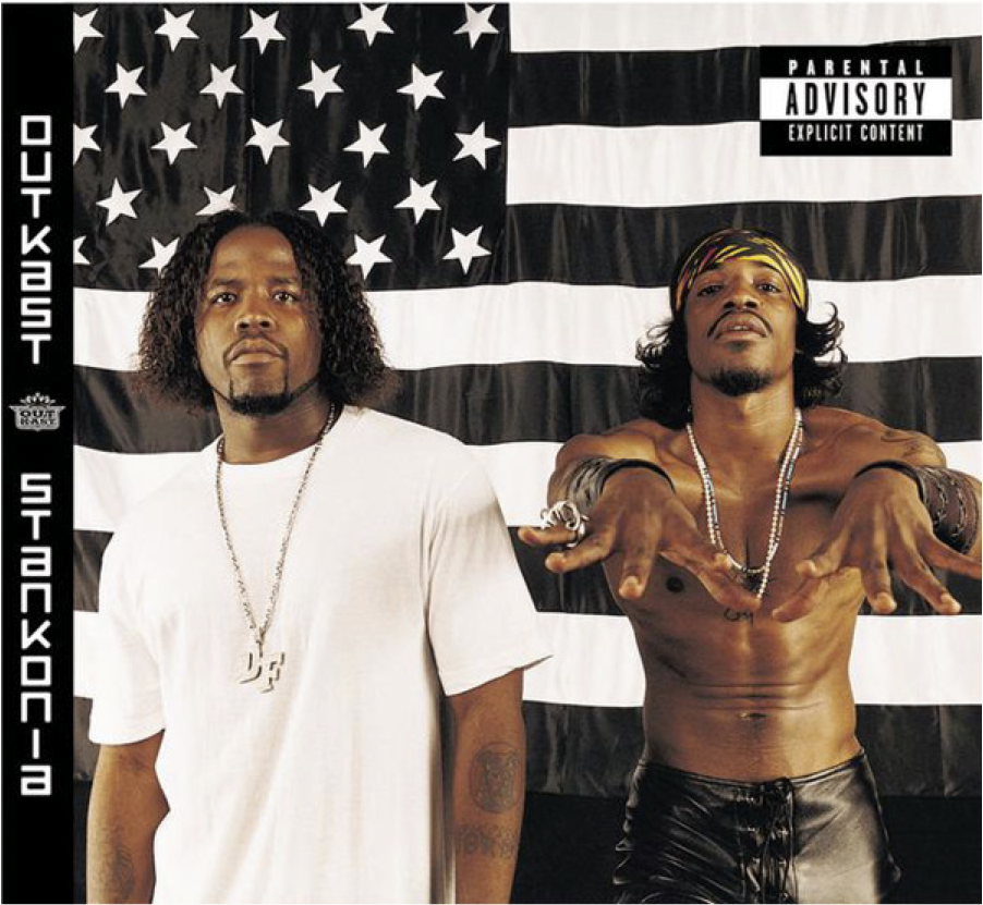 Today in Hip-Hop History: Outkast Releases Their Fourth Studio LP  'Stankonia' 18 Years Ago