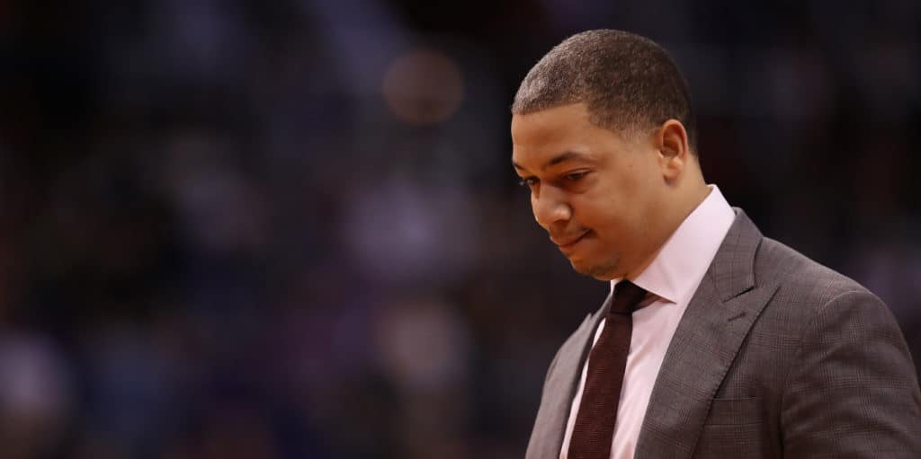 Cleveland Cavaliers Part Ways With Coach Tyronn Lue