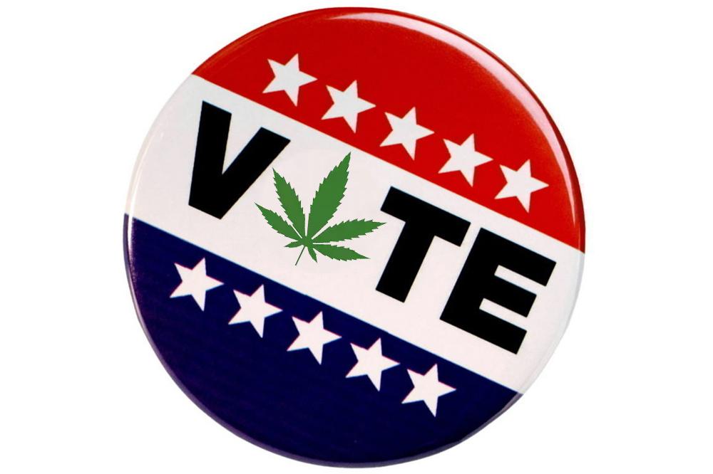 weed marijuana  midterm elections