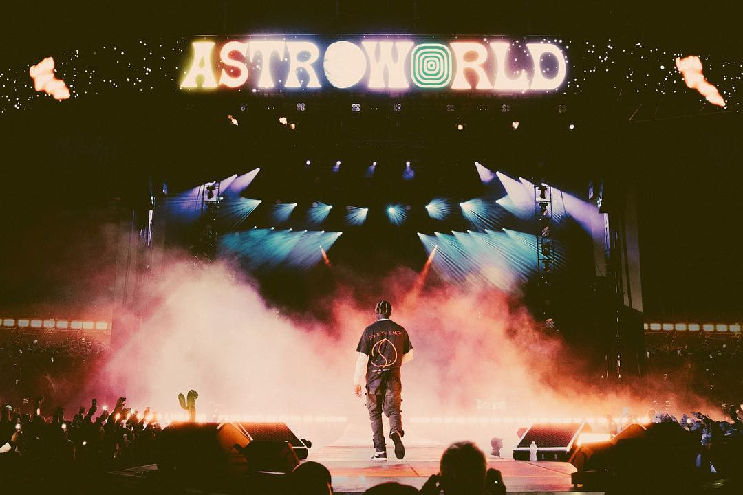 c05454471682 November 18 Is Declared 'Astroworld' Day in Houston After Inaugural Festival