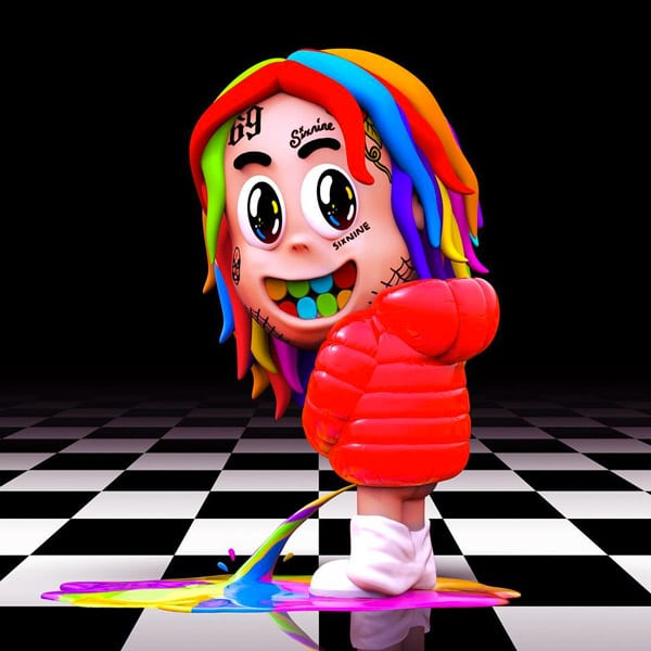 Tekashi 6ix9ine Releases 'DUMMY BOY' on His Website