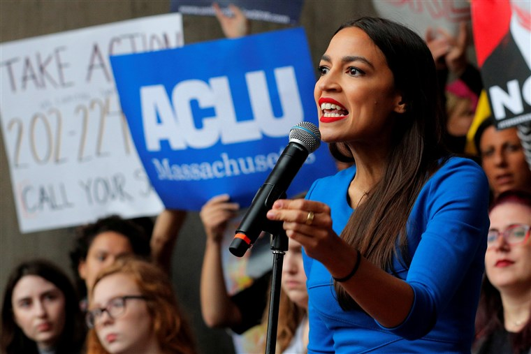 Alexandria Ocasio-Cortez Becomes Youngest Person Elected to Congress