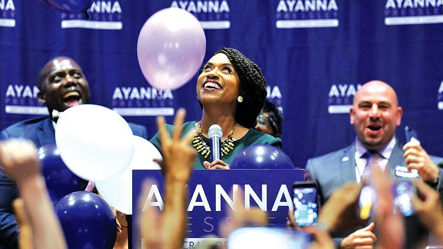 Ayanna Pressley is Massachusetts' First Black Woman Elected to Congress
