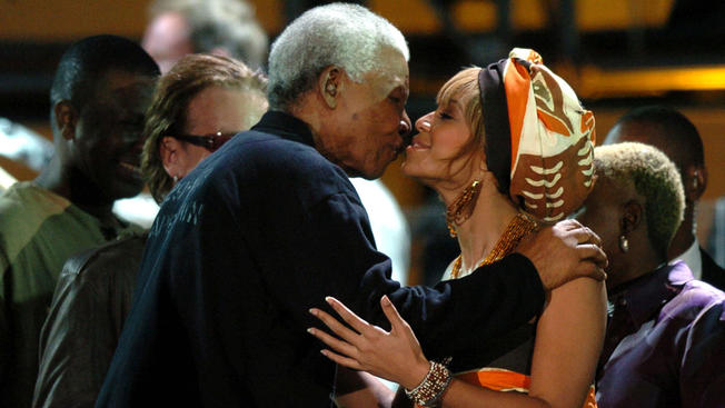 Beyoncé Pens Appreciative Letter About Nelson Mandela Ahead of Global Citizens Festival