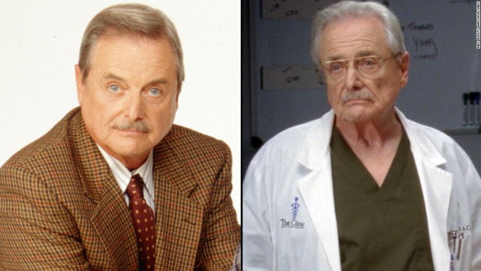 'Boy Meets World' Star, William Daniels, 91, Stopped Home Burglary