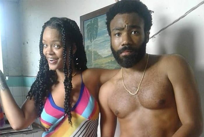 Donald Glover Teases Secret Movie With Rihanna, 'Guava Island'