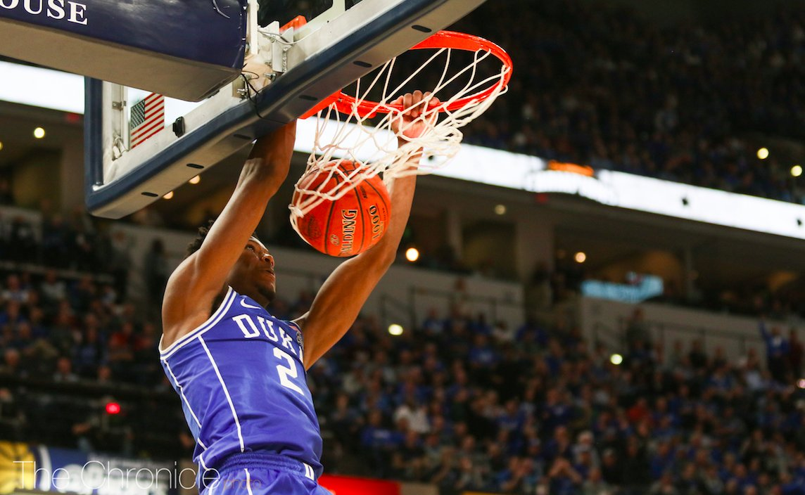 Duke Puts the College Basketball on Notice with Opening Night Rout of Kentucky