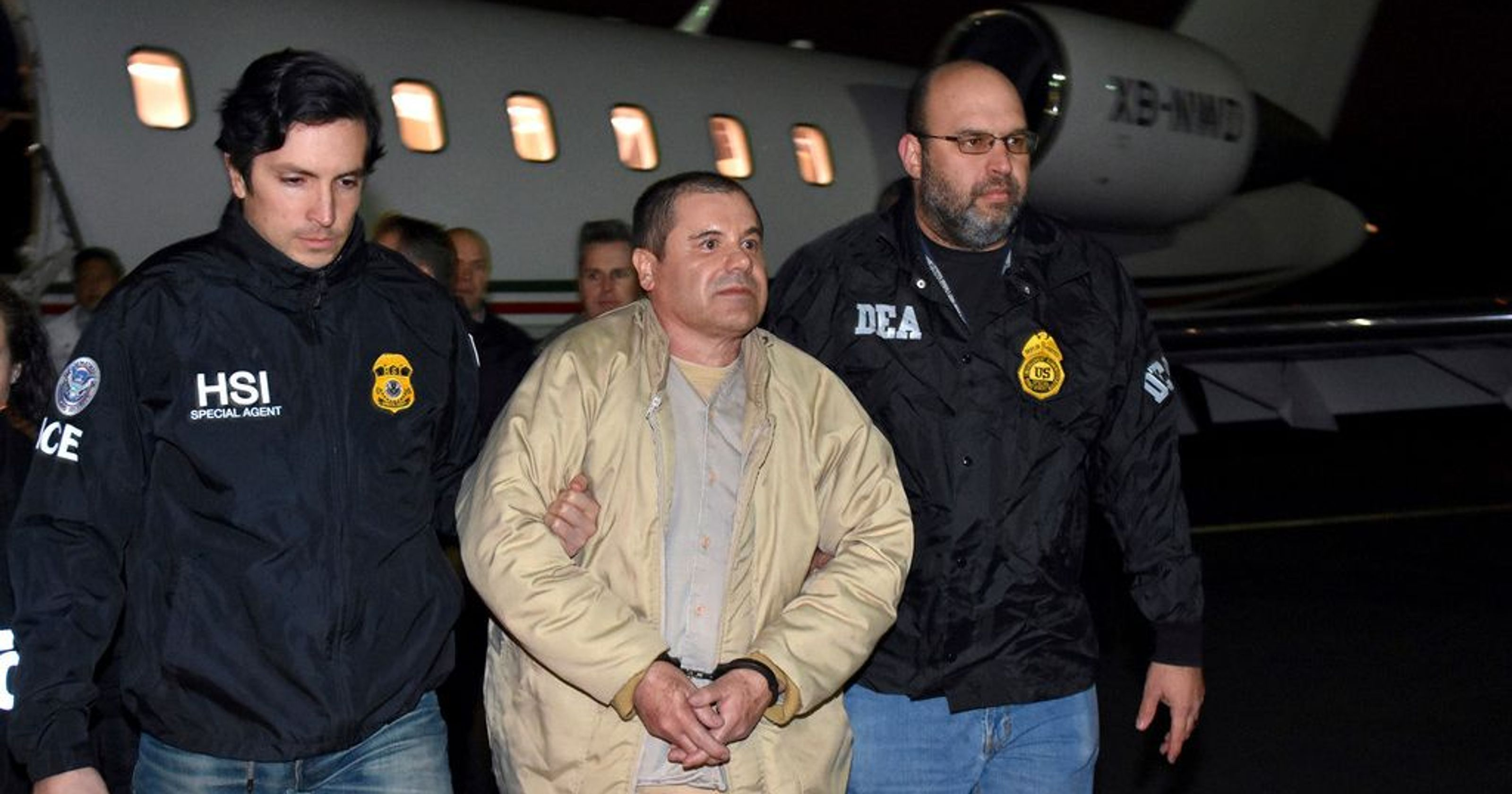 Mexican presidents accused as defence opens El Chapo trial