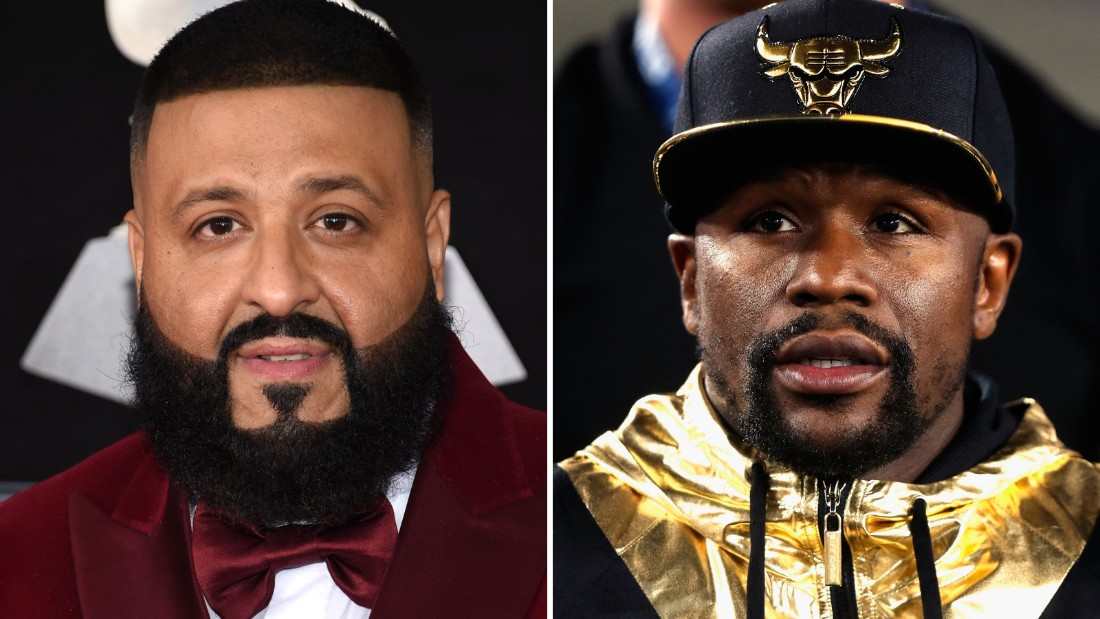 Floyd Mayweather, DJ Khaled Charged With Cryptocurrency Fraud