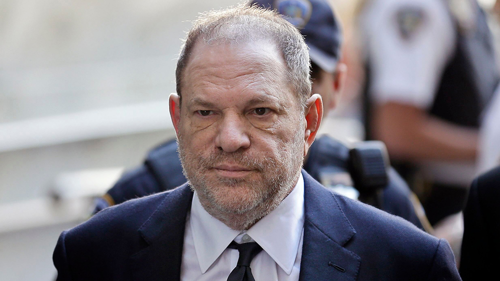 Harvey Weinstein Reportedly Accused of Assaulting a 16-Year-Old Virgin