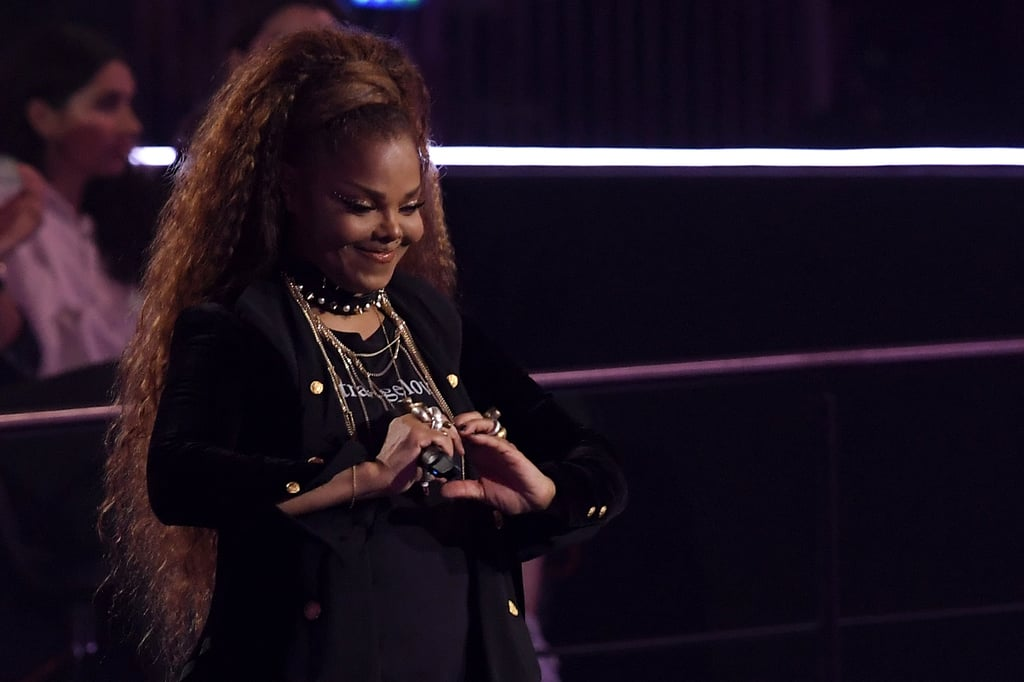 Janet Jackson Gives #MeToo Speech at MTV EMA'S