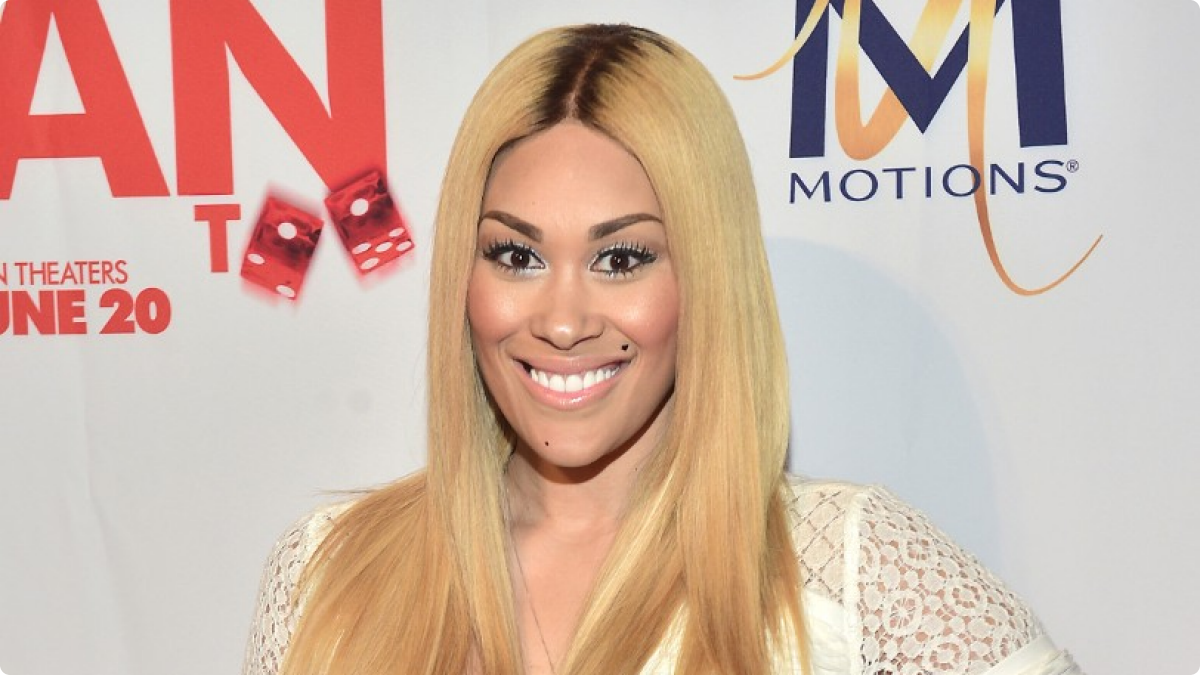 Keke Wyatt Celebrates New Marriage, Child Beating Cancer