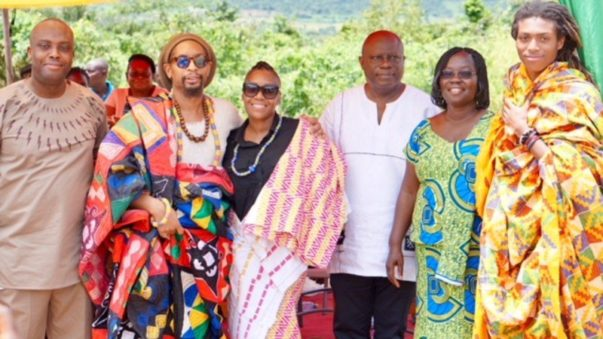 Image result for Rapper Lil Jon Opens His Second School In Ghana.