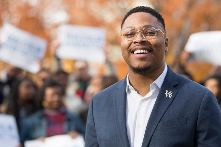 Malcolm Kenyatta Becomes Pennsylvania's First Black Openly Gay State Legislator