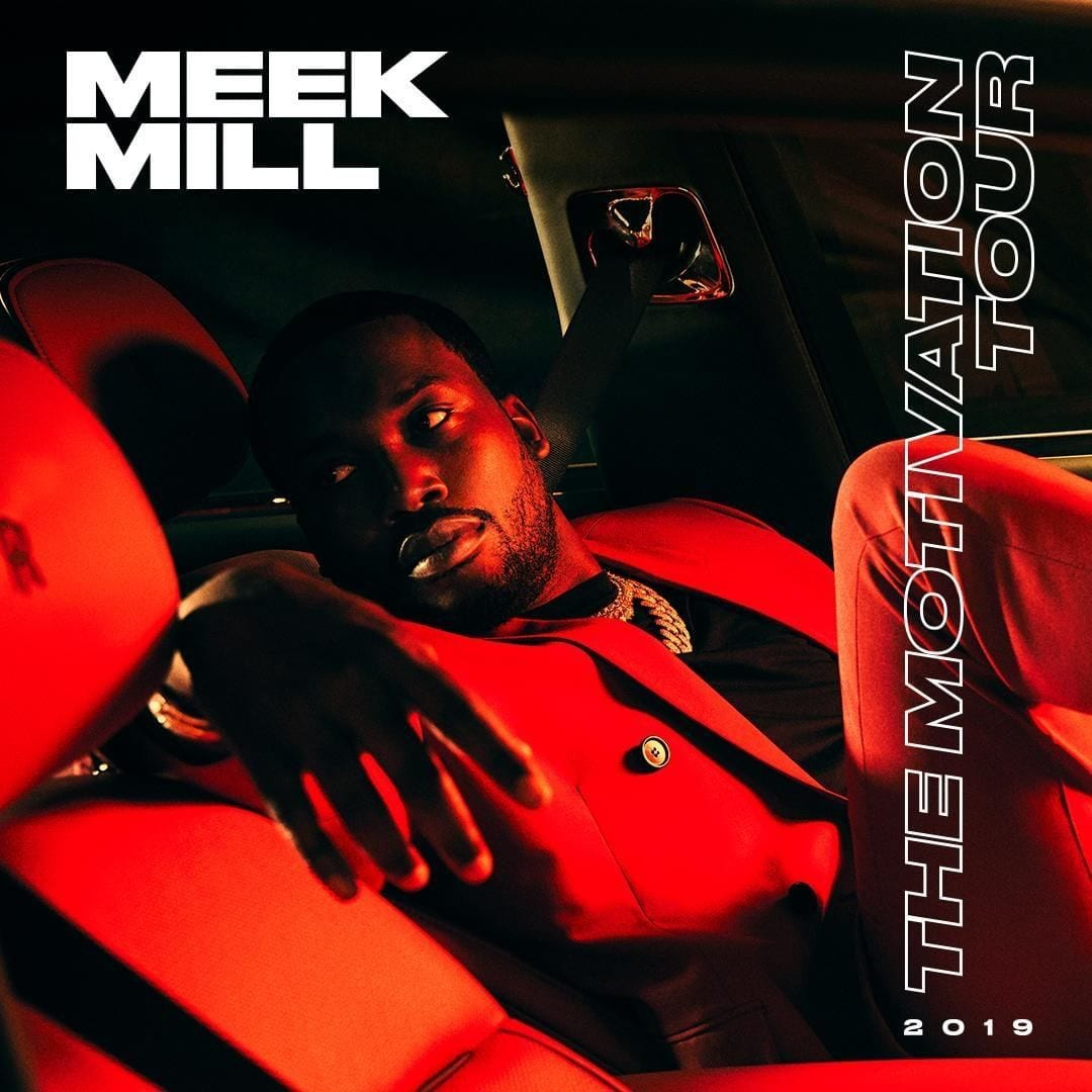 Meek Mill The Motivation Tour