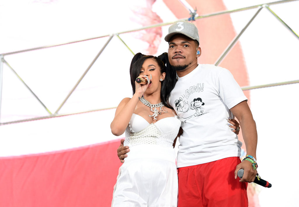 Netflix Enlists Cardi B, T.I., Chance The Rapper for Upcoming Hip Hop Competition Series, 'Rhythm & Flow'