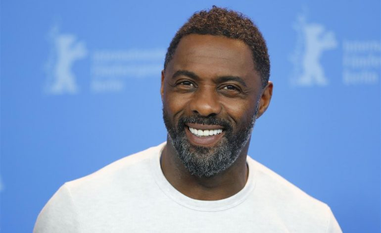 'People' Made Up for Last Year, Names Idris Elba 2018 Sexiest Man Alive