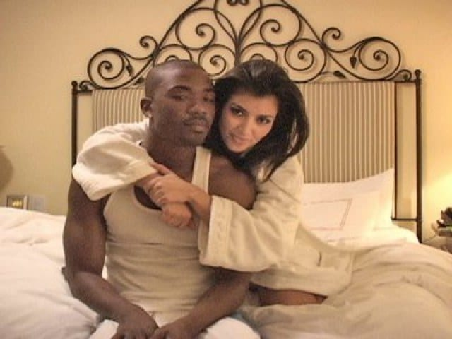 Ray J's Offended Kim Kardashian Said Ecstasy Made her Make Their Sex Tape