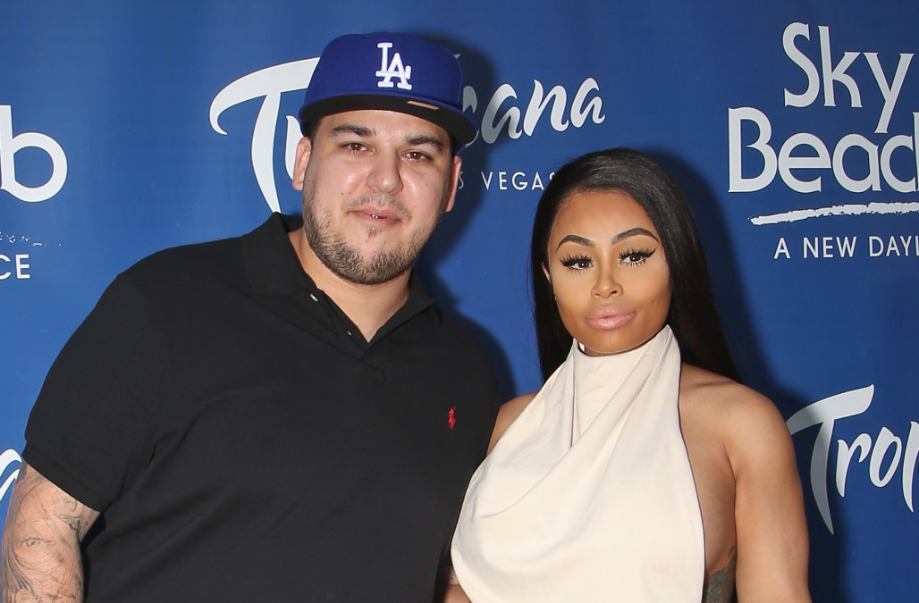 Rob Kardashian Requests to Lower $20K Child Support Payments Because he Can't Afford It