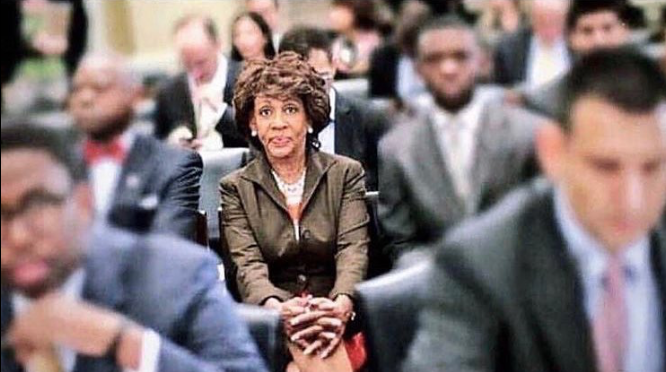 Why Auntie Maxine Waters Has Wall Street Shaking in Their Balenciaga Boots