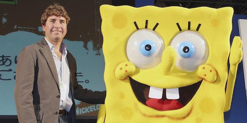'SpongeBobSquarepants'CreatorStephenHillenburgDeadat