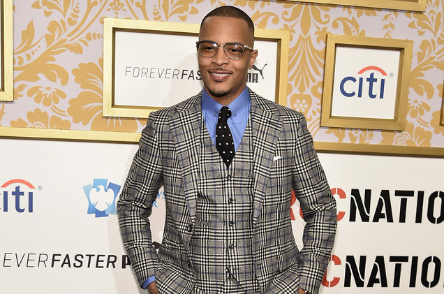 T.I. Sued for Reportedly Fooling Investors Through Cryptocurrency