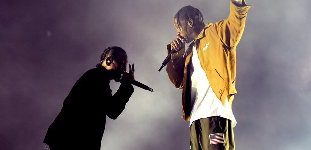 Travis Scott Brings Out Kendrick Lamar at Madison Square Garden