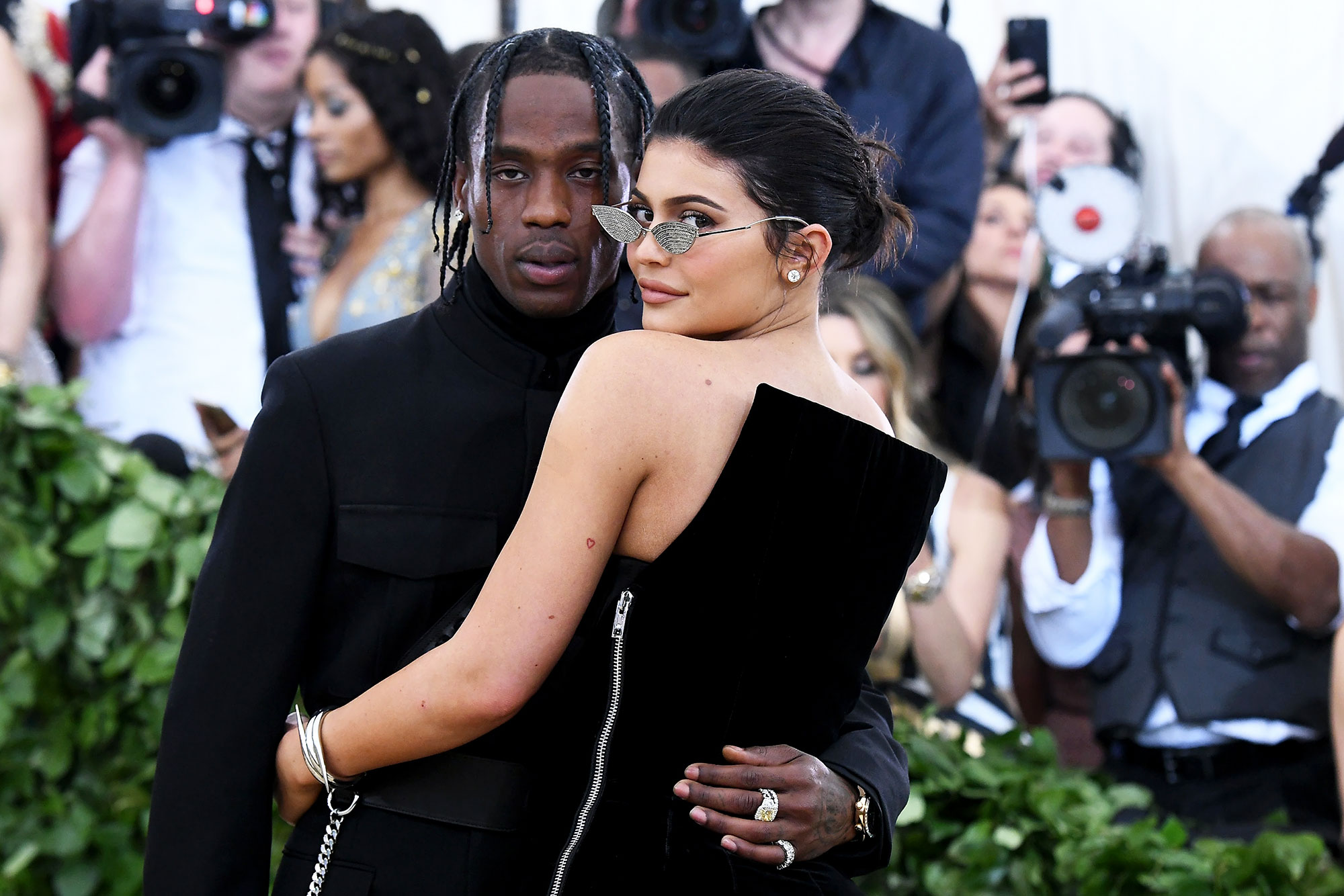 Travis Scott Sparks Rumors of Marriage to Kylie Jenner