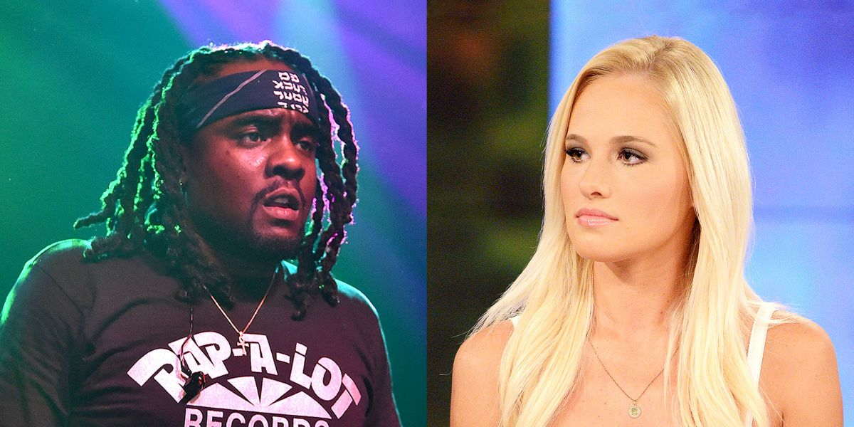 Wale Defends Michelle Obama Against Tami Lahren: 'You're Threatened by the Power of Black Women'