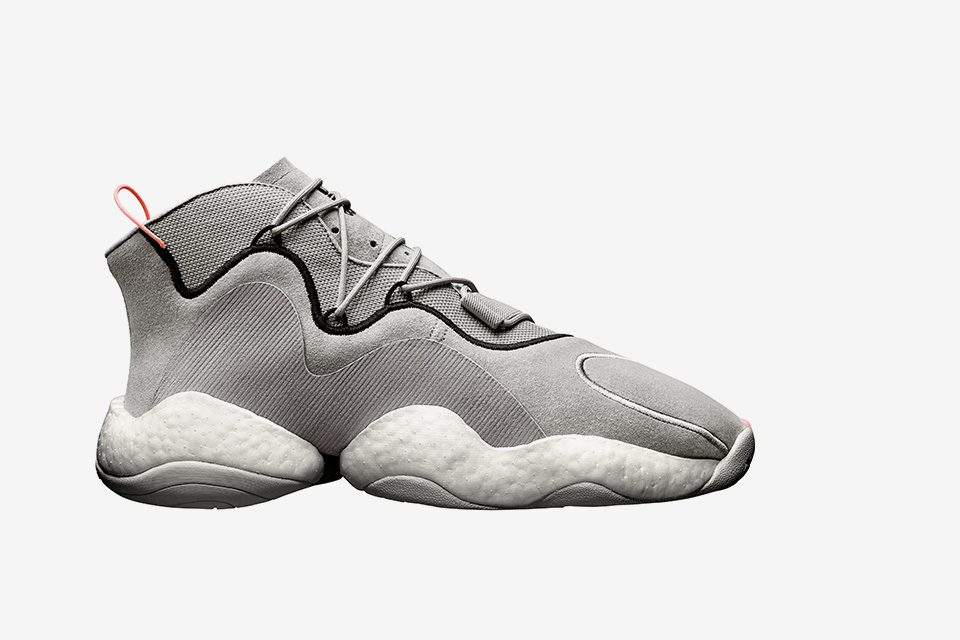 """Pick up the adidas Originals Crazy BYW sneakers out of the """"Rejection Fuels  Crazy"""" campaign right now online b2f2b319d"""