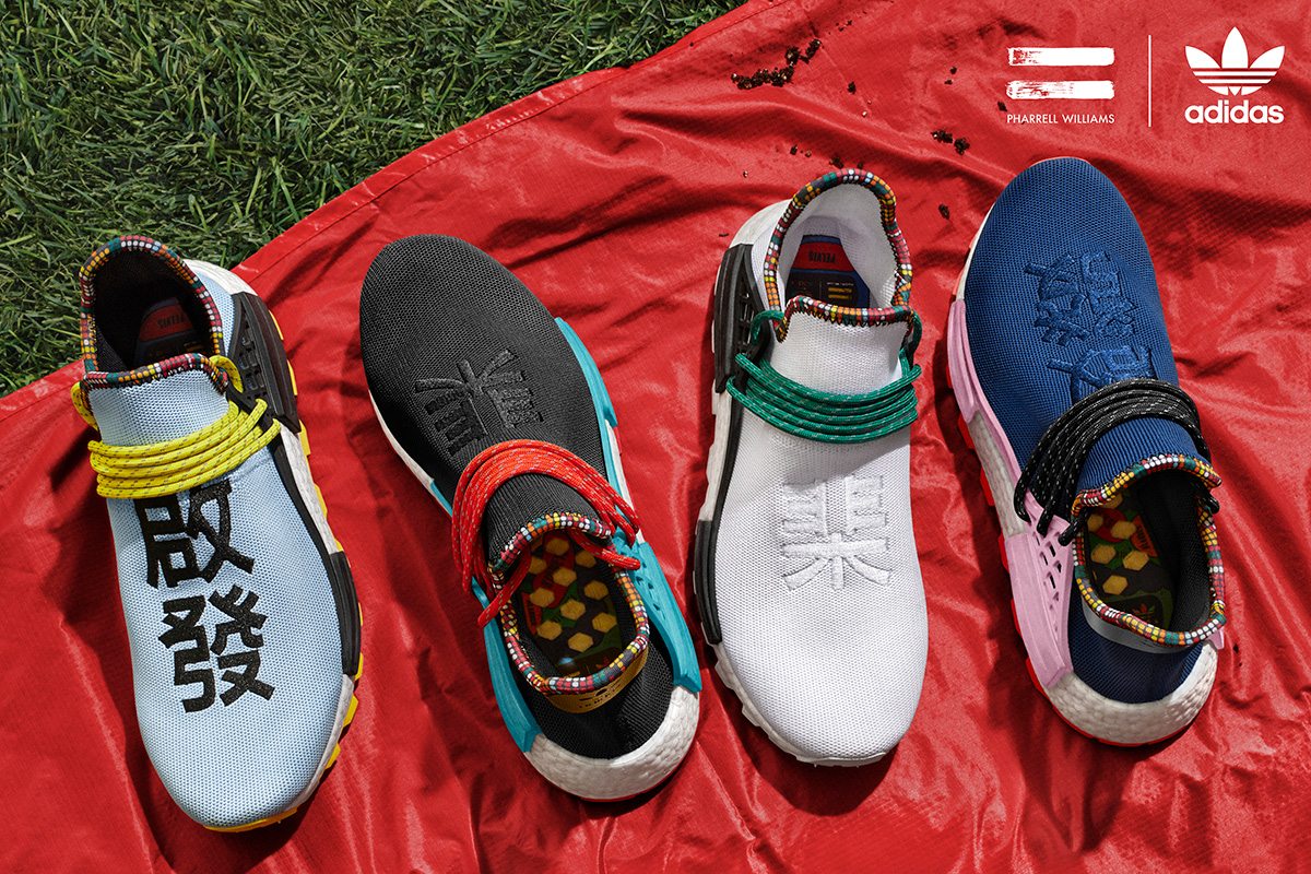 09cb506cb Pharrell   adidas Originals Look to Asia and East Africa for ...
