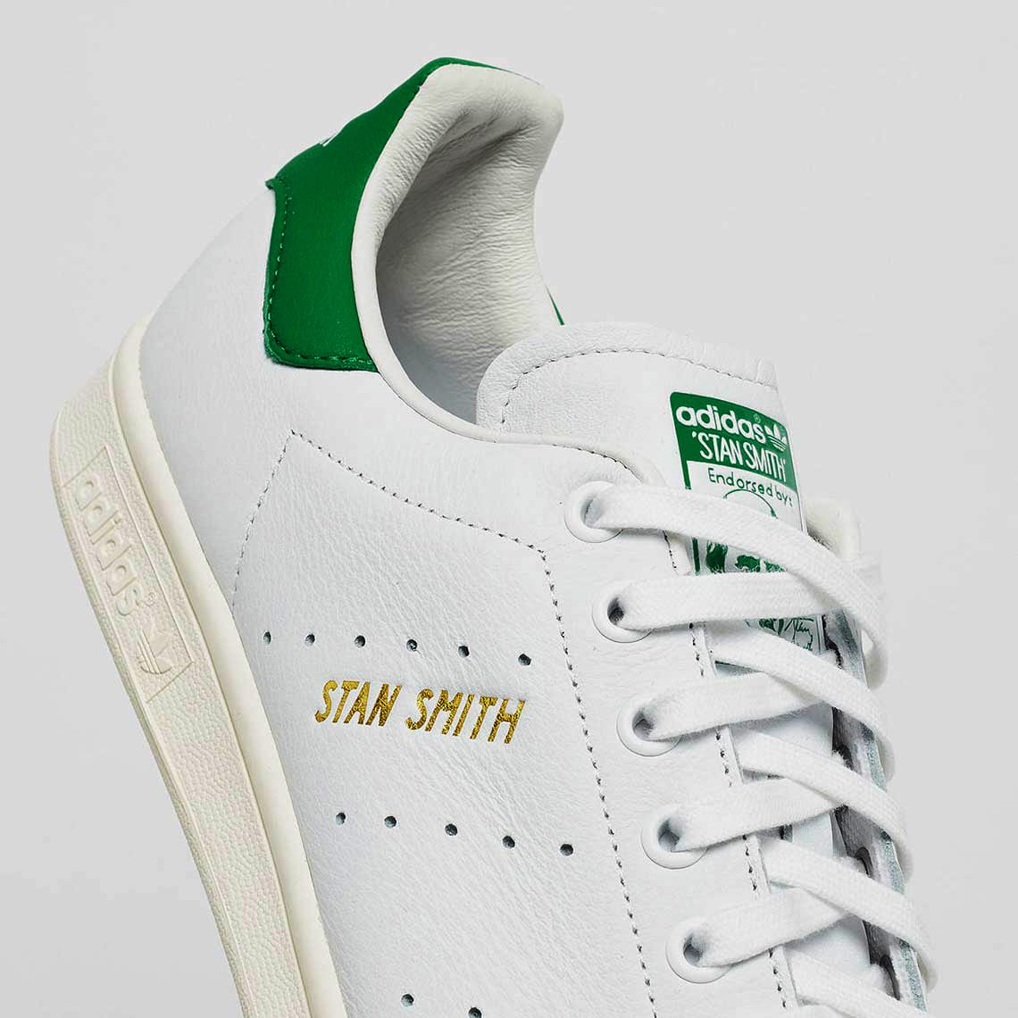 buy online 3d1bb c6fc9 adidas Celebrates the Stan Smith With a Special ...
