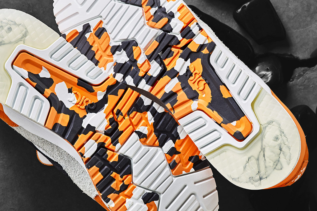 newest collection 9ac28 6a29a Afew x BEAMS x ASICS GEL-Lyte 3