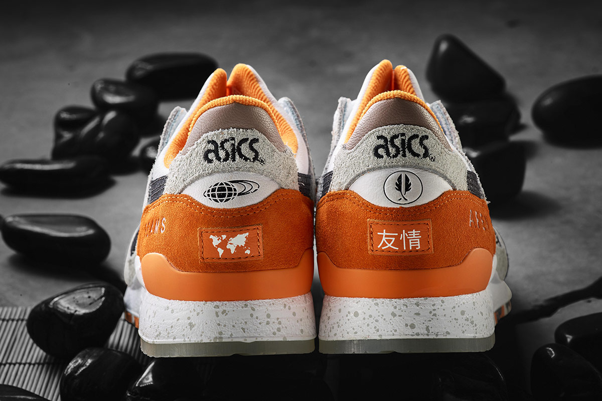 variety styles of 2019 best authentic new lower prices Afew x BEAMS x ASICS GEL-Lyte 3