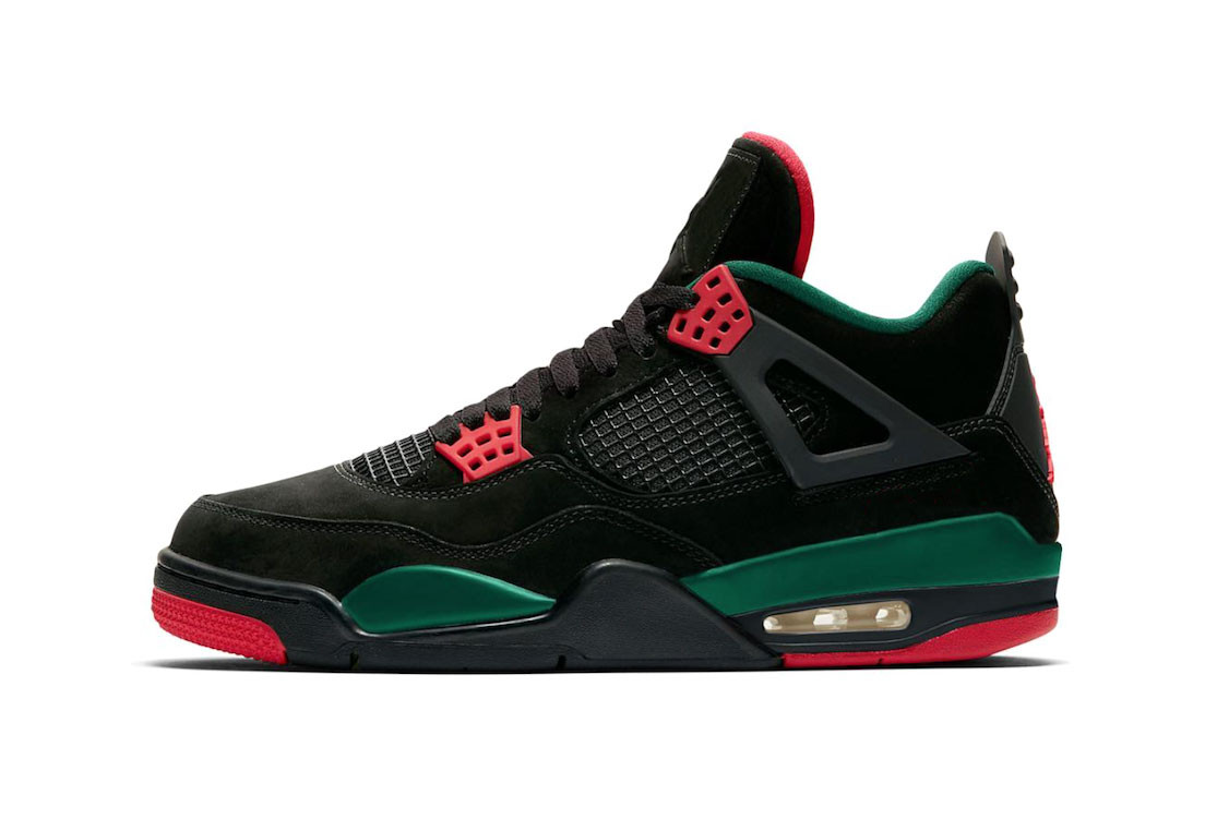new products c879b 7971f ... discount the air jordan 4 do the right thing in black and white will  retail for