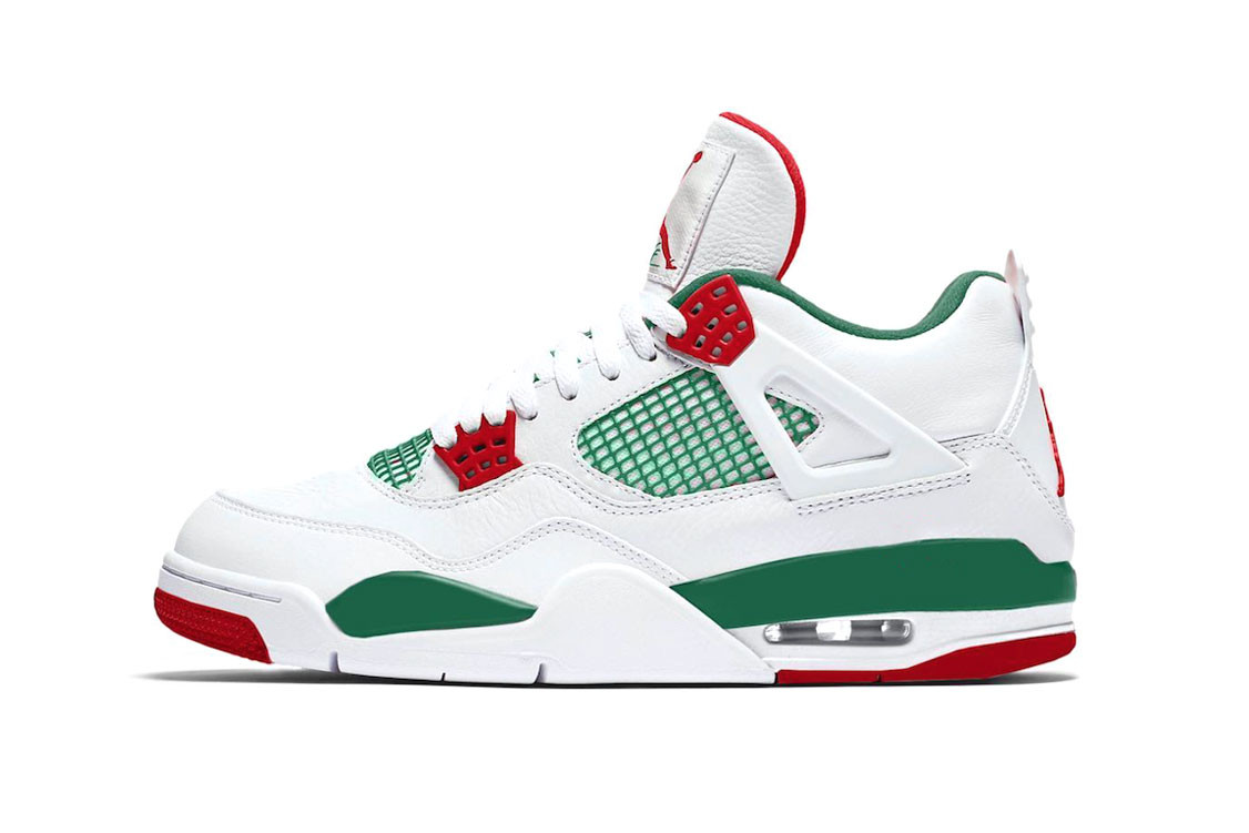 huge discount 02ee3 ac130 Here s a First Look at the Air Jordan 4  Do The Right Thing  Colorways