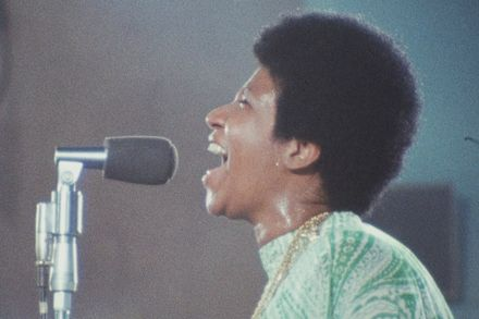 Aretha Franklin's 'Amazing Grace' Documentary to Be Released