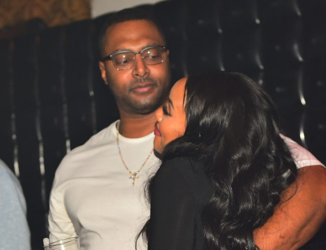 Man suspected of killing Angela Simmons' ex turns himself in to police