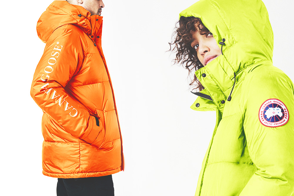 d7d8d9a0750 Getting Cold? Get the New & Neon Canada Goose Approach Jacket | The ...