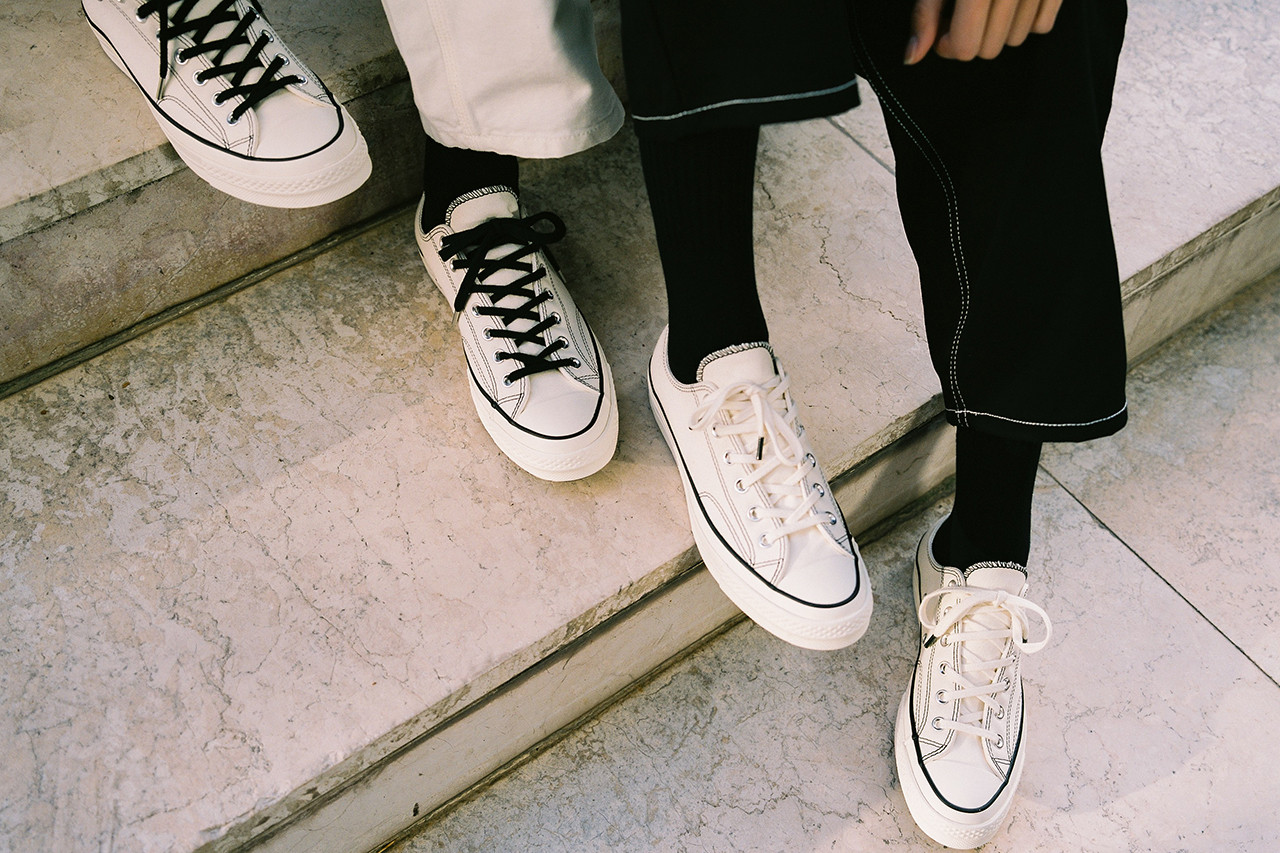 0d778af5fa28 The Carhartt WIP x Converse Chuck Taylor All Star  70 collaboration will  drop through Carhartt WIP stores and the label s online shop beginning this  ...