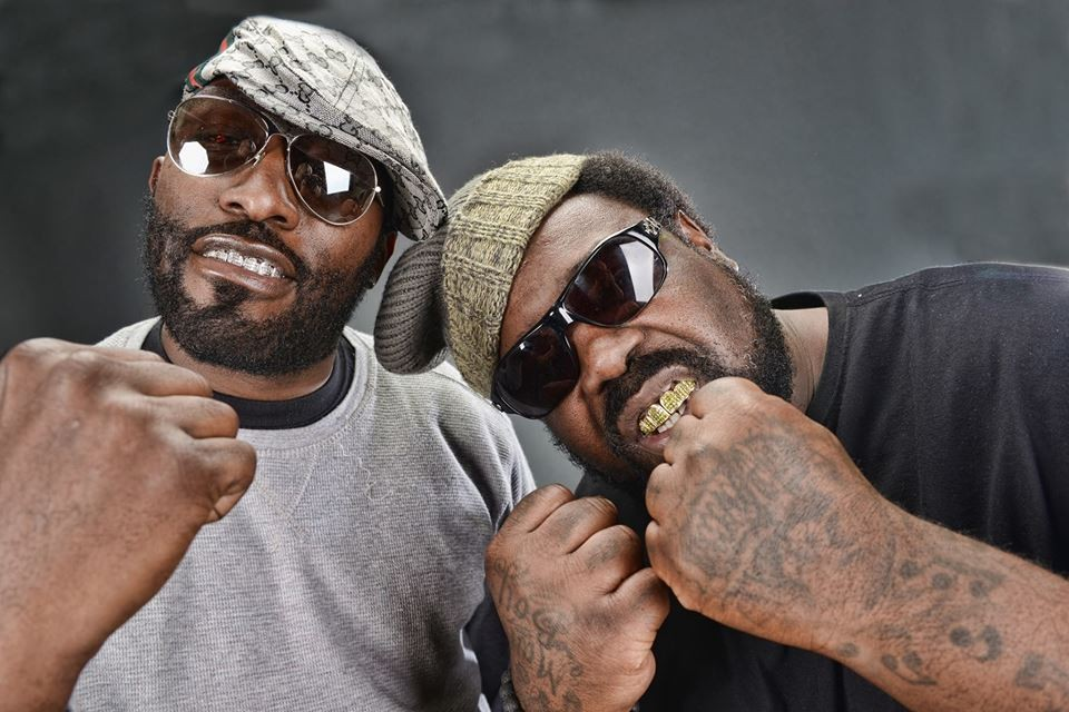 8Ball & MJG are Inducted into the Memphis Music Hall of Fame