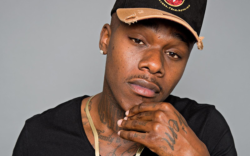 NC Rapper DaBaby Shoots and Kills Man Trying to Rob Him in