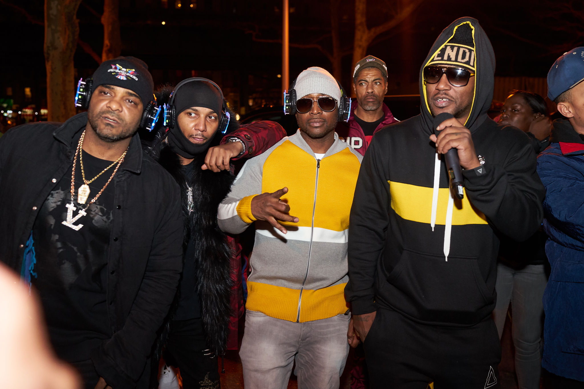 Jim Jones Teases Dipset Movie Amid Juelz Santana's Release