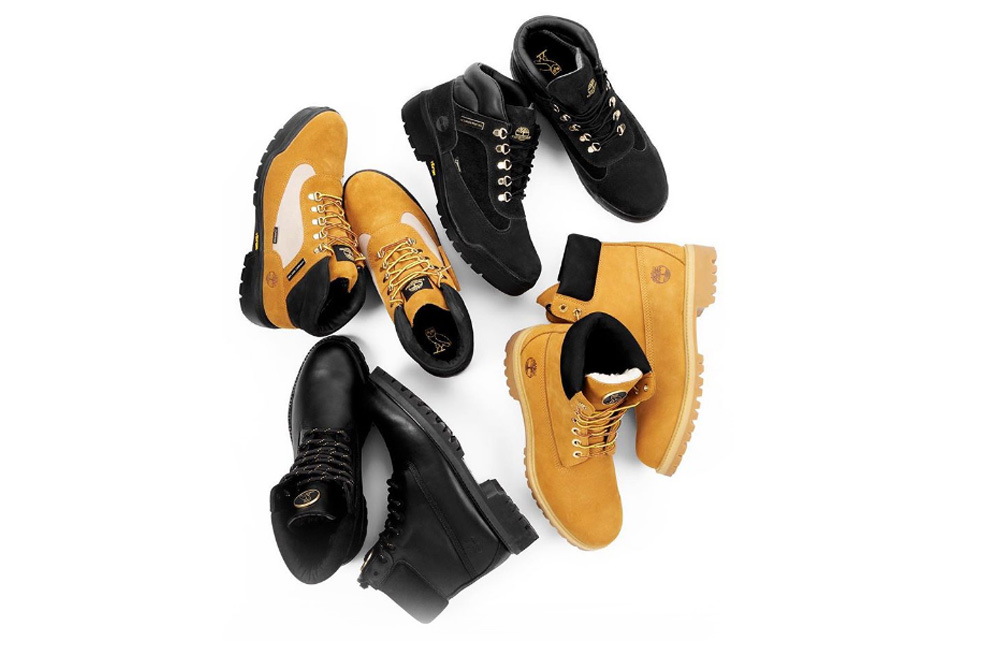 2a04e68983e Drake Links With Timberland For OVO-Branded 6-Inch & Field Boot ...