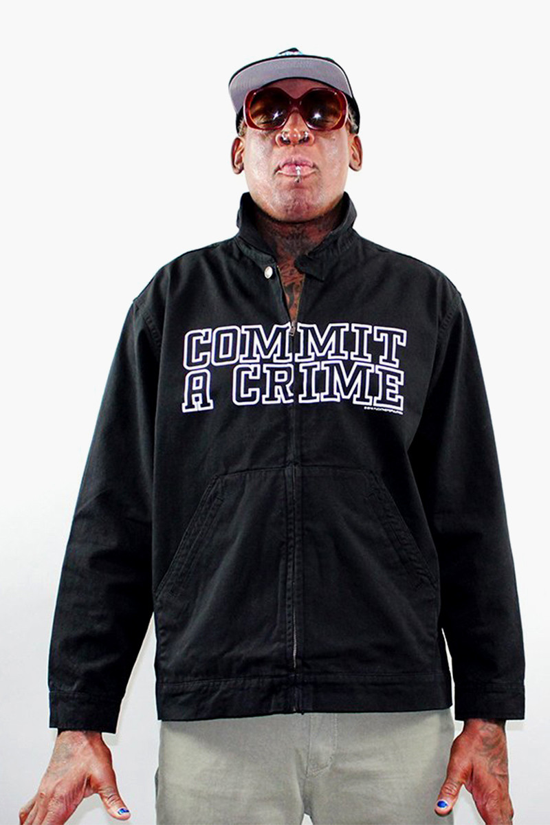 ec655159 Shop the FTP Fall 2018 Collection right now online, and let Dennis Rodman  show you how to rock it below: