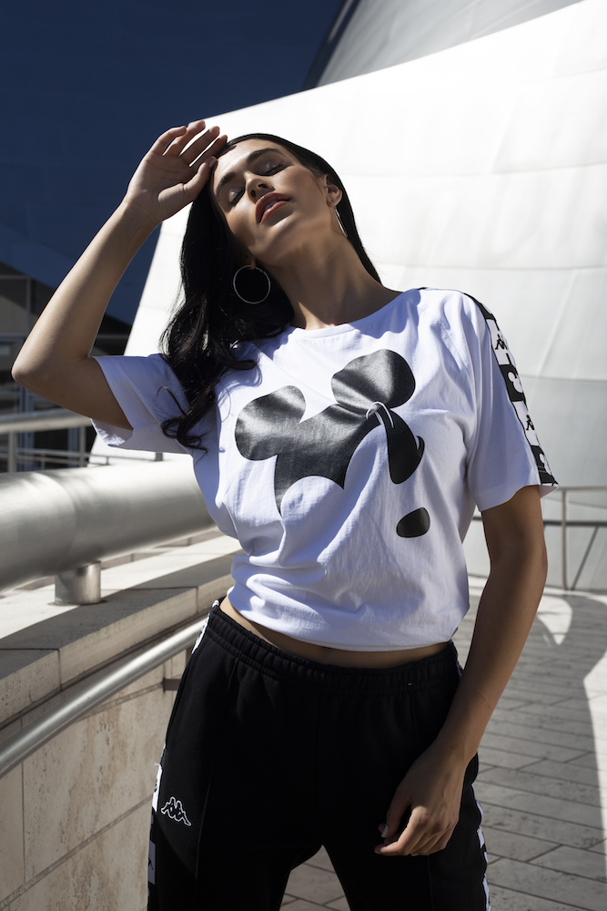 165acfbb5bb Celebrate 90 Years of Mickey Mouse With the New Kappa x Disney ...