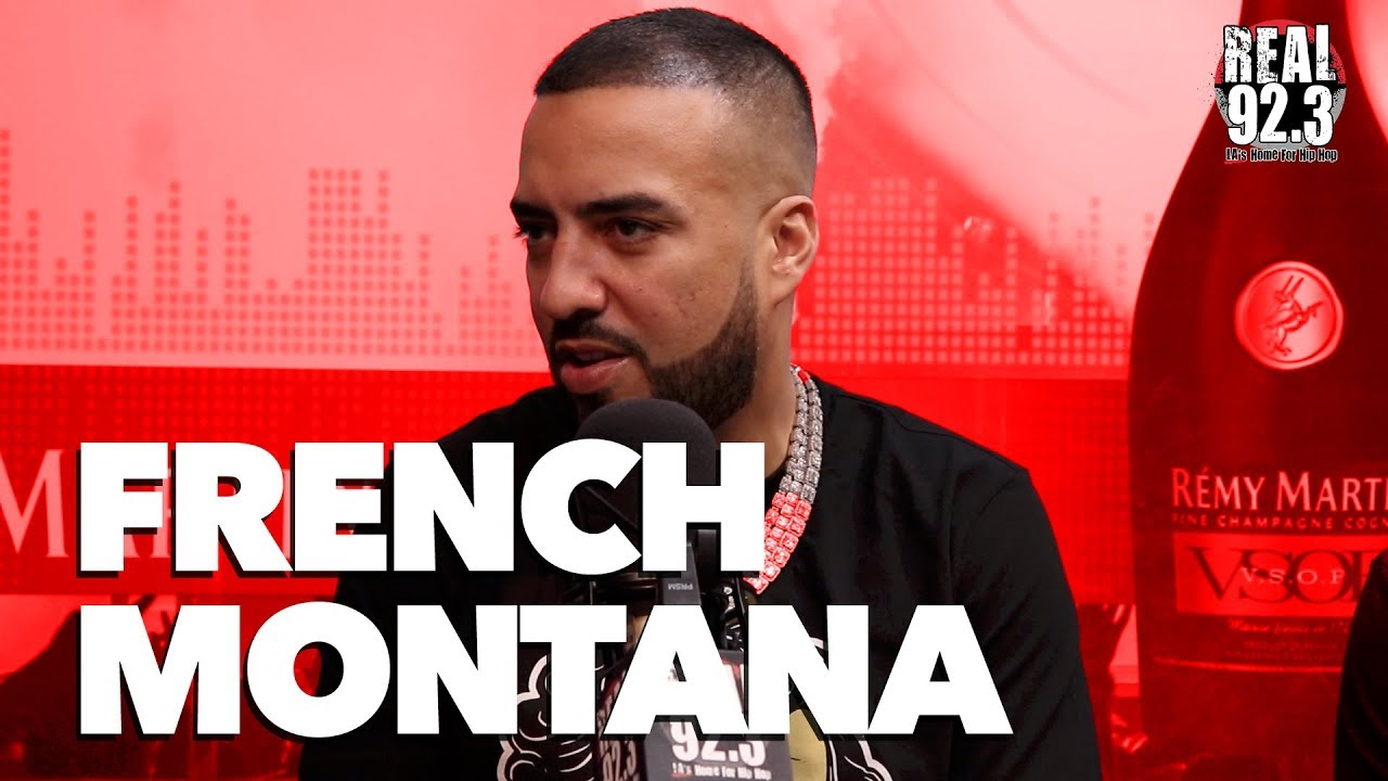 French Montana Says Jay-Z is Still 'King of NY' Not Tekashi 6ix9ine