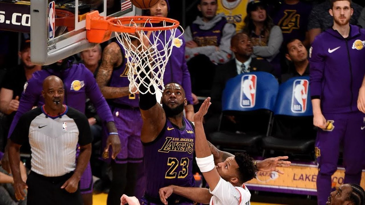 LeBron James Passes Wilt Chamberlain on NBA All-Time Scoring List